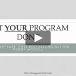 Peggy McColl: How Affiliates Can Create a Source of Income by Creating Their Own Program
