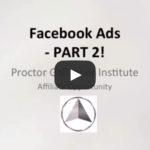Facebook training Part 2